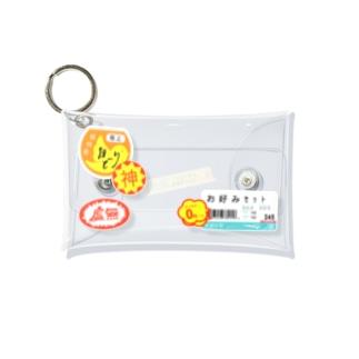 スーパーのパック② Mini Clear Multipurpose Case
