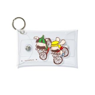 サイクリングサイクリング Mini Clear Multipurpose Case