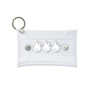 𝖒𝖔𝖈𝖍𝖆𝖈𝖔のrabico Mini Clear Multipurpose Case