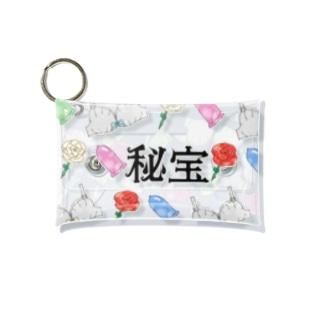 秘宝 Mini Clear Multipurpose Case