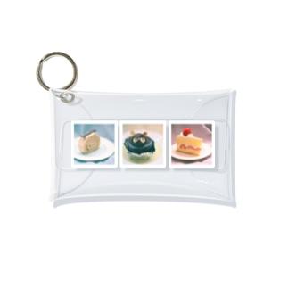 愛しのケーキ信号 Mini Clear Multipurpose Case