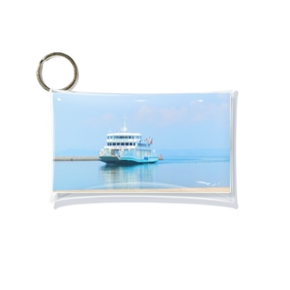 🚢 Mini Clear Multipurpose Case