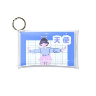 天使 Mini Clear Multipurpose Case