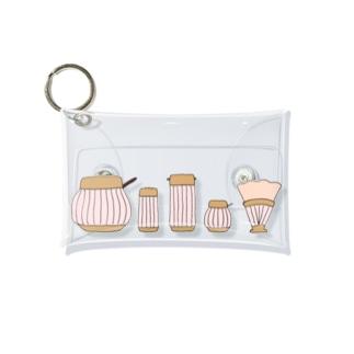おいしい食卓 Mini Clear Multipurpose Case