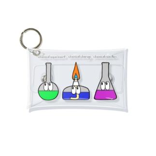 化学実験/モンスター Mini Clear Multipurpose Case