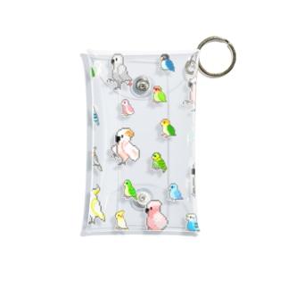 インコ&オウムDOT Mini Clear Multipurpose Case