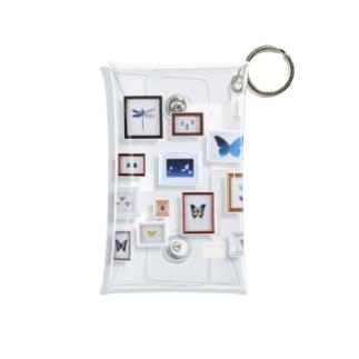 夢と現実の狭間 Mini Clear Multipurpose Case