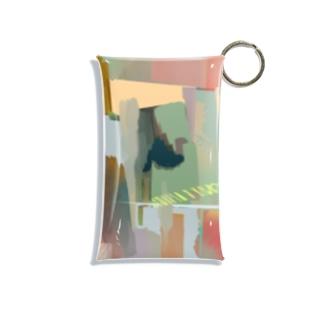 虚 Mini Clear Multipurpose Case
