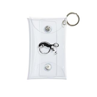 お玉のようなスイスイ Mini Clear Multipurpose Case