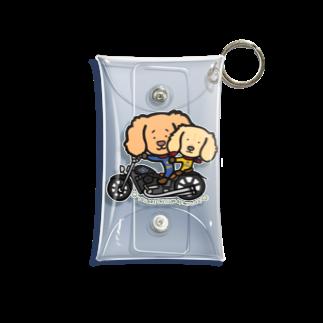 Smile_Rainbow☺︎のR☺︎R-rider Mini Clear Multipurpose Case