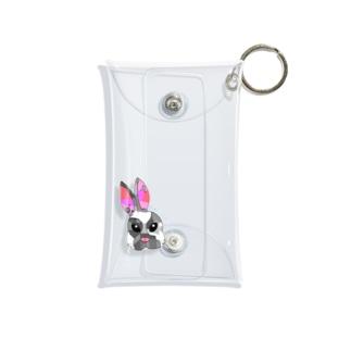 博多華丸大福 Mini Clear Multipurpose Case