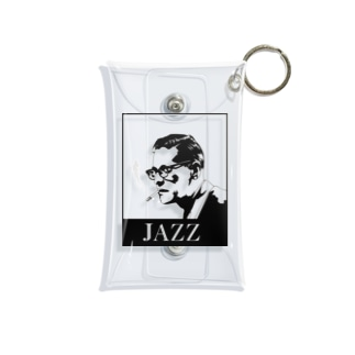 Jazz_item_BE Mini Clear Multipurpose Case