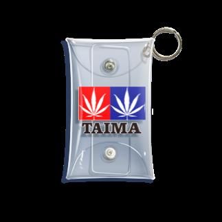 おめめ商店のTAIMA Mini Clear Multipurpose Case