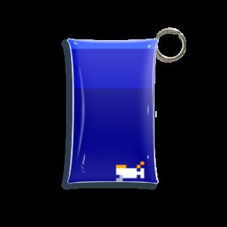コトブキヒサシ/寿寿のドットしんかい Mini Clear Multipurpose Case