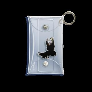 あおき。のsuzume Mini Clear Multipurpose Case