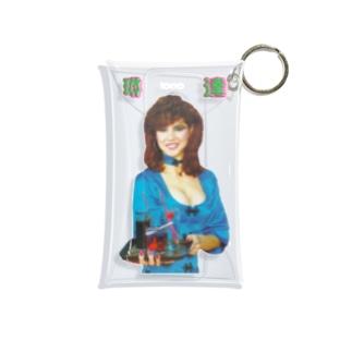 スナック琳達 Mini Clear Multipurpose Case