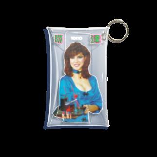 CAROLINAのスナック琳達 Mini Clear Multipurpose Case