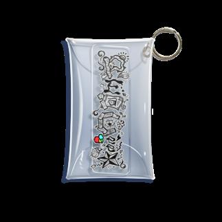 0s9y1k9の✌️ Mini Clear Multipurpose Case
