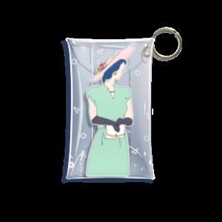 石井嗣也のいつかお出かけの日 Mini Clear Multipurpose Case