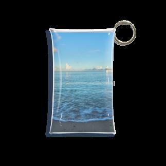 natsu____の海𓇼𓆡𓆉 Mini Clear Multipurpose Case