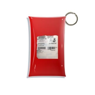 輸血バッグ Mini Clear Multipurpose Case