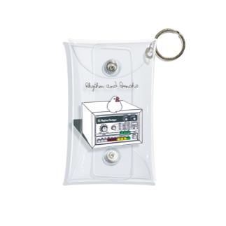 リズムボックス文鳥 Mini Clear Multipurpose Case