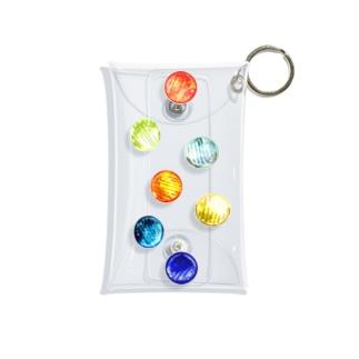 おはじき Mini Clear Multipurpose Case