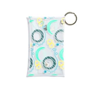 夏の湯上りはソーダにかぎる Mini Clear Multipurpose Case