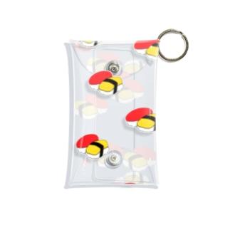 おすし Mini Clear Multipurpose Case