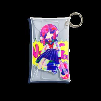 ほにほにわーるどうぉーのNoGood Mini Clear Multipurpose Case