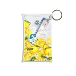 レモンスカッシュ! Mini Clear Multipurpose Case