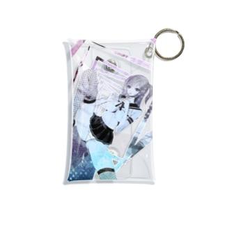 BACK TO SCHOOL エロポップ  Mini Clear Multipurpose Case