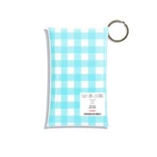 洗濯物の香り🧺 Mini Clear Multipurpose Case