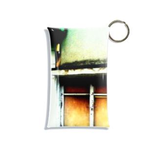 orangecrayonの窓。 Mini Clear Multipurpose Case