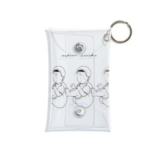 お尻歩き2 Mini Clear Multipurpose Case