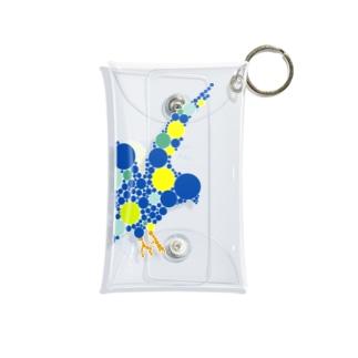 bluebird. Mini Clear Multipurpose Case