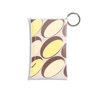 coffee beans~blend~ Mini Clear Multipurpose Case