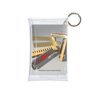 Sweet-Harp Mini Clear Multipurpose Case