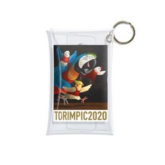 TORIMPIC2020 Mini Clear Multipurpose Case