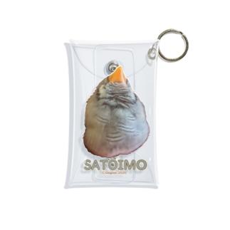 SATOIMO Mini Clear Multipurpose Case