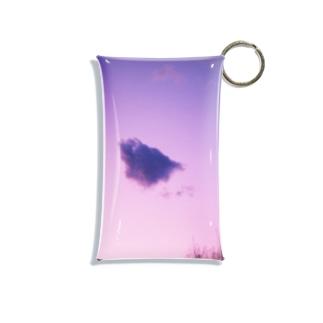 ひとつ雲 Mini Clear Multipurpose Case