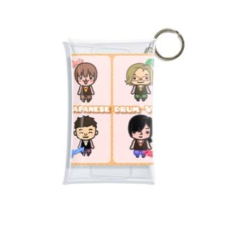 Vie JapanのVieさん達 Mini Clear Multipurpose Case