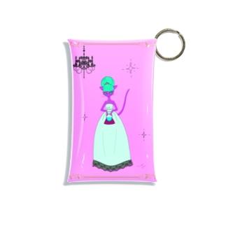 猫姫様✦ Mini Clear Multipurpose Case