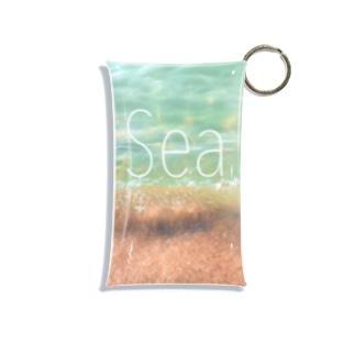 Sea Mini Clear Multipurpose Case