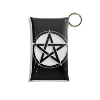 PENTAGRAM Mini Clear Multipurpose Case