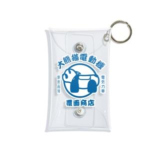 大熊猫電動機 Mini Clear Multipurpose Case