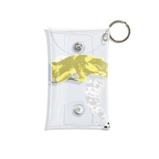 トカゲモドキ Mini Clear Multipurpose Case