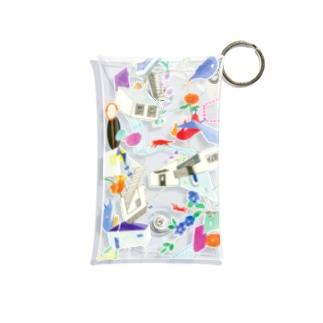 うかぶ Mini Clear Multipurpose Case
