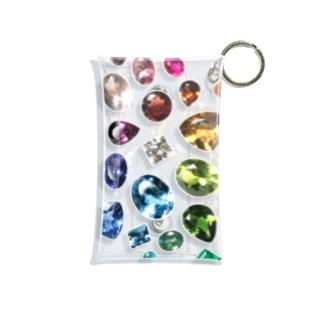 宝石大好き! Mini Clear Multipurpose Case