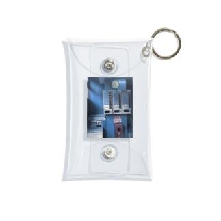 コインランドリー Mini Clear Multipurpose Case